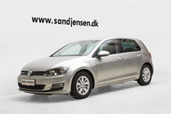 VW Golf VII 1,0 TSi 115 Edition 40 DSG BM
