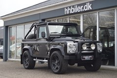 "Land Rover Defender 2,4 TD 90"" Softtop Pickup"