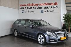 Mercedes E220 2,2 CDi stc. aut. BE Van