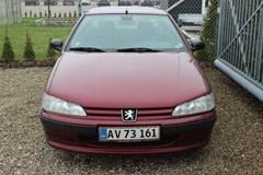 Peugeot 406 2,1 SRdt