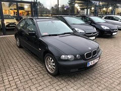 BMW 318d 2,0 Compact