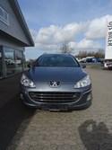 Peugeot 407 2,0 HDi ST Sport SW aut.