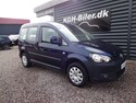 VW Caddy 1,6 TDi 75 Trendline BMT