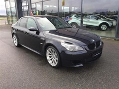 BMW M5 5,0  7g Trinl. Gear
