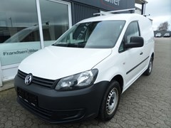 VW Caddy 1,2 TSi 105 Van