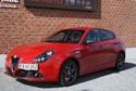 Alfa Romeo Giulietta TBi Quadrifoglio Verde TCT