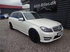 Mercedes C300 3,0 CDi Avantgarde stc aut 4-M BE