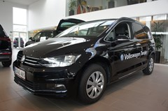 VW Touran 1,6 TDi 115 Comfortline Connect