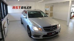 Mercedes E200 2,2 CDi Avantgarde stc. BE