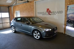 Audi A3 2,0 TDi 150 Ambition SB S-tr.