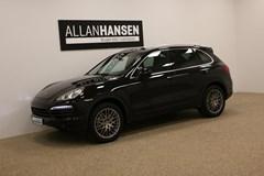 Porsche Cayenne S 4,8 Tiptr. Van