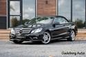 Mercedes E350 3,0 CDi Avantgarde Cab. aut. BE