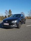 VW Polo 1,4 TDI 90 hk  BMT 5 dørs