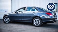 Mercedes C200 2,0 Avantgarde aut.