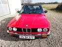 BMW 318 1,8 CABRIOLET