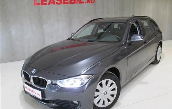 BMW 318d Touring aut. Van 2,0