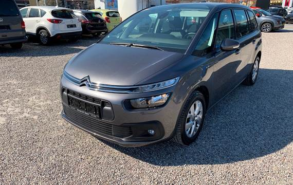 Citroën Grand C4 Picasso BlueHDi 120 Iconic 1,6