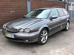 Jaguar X-type 2,5 V6 Deluxe Estate aut. Van