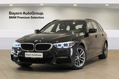 BMW 520i 2,0 Touring aut.