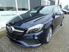 Mercedes A200 1,6 Final Edition AMG Line aut.