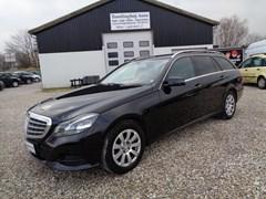 Mercedes E200 2,2 BlueTEC Elegance stc. aut.