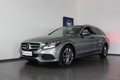Mercedes C250 d 2,2 stc. aut. Van