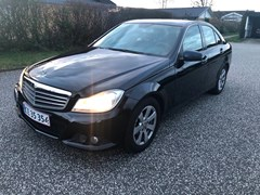 Mercedes C200 2,2 CDi Avantgarde aut. BE