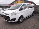 Ford Tourneo Custom 300L 2,2 TDCi 125 Limited