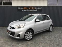 Nissan Micra 1,2 80 Acenta