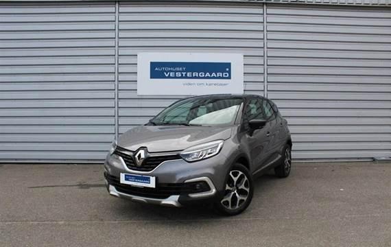 Renault Captur DCI Intens  5d 1,5