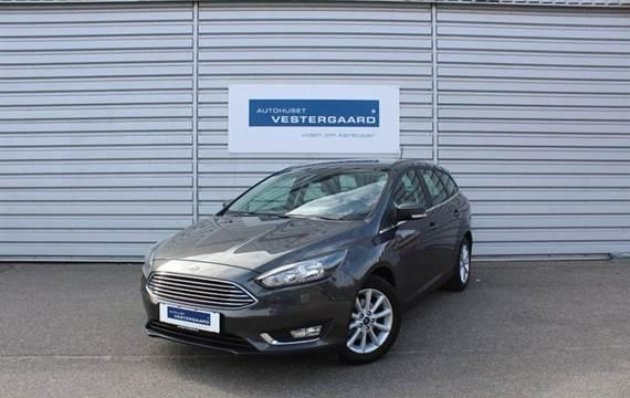 Ford Focus EcoBoost Titanium  Stc 6g 1,0