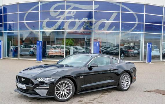 Ford Mustang Ti-VCT GT  2d 10g Aut. 5,0