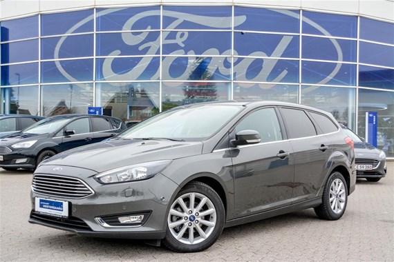 Ford Focus 1,5 TDCi Titanium Plus Powershift  Stc 6g Aut.