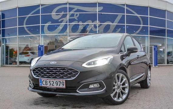 Ford Fiesta EcoBoost Vignale  5d 1,0