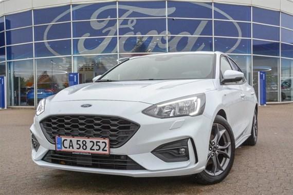 Ford Focus EcoBoost ST-Line  5d 6g 1,0