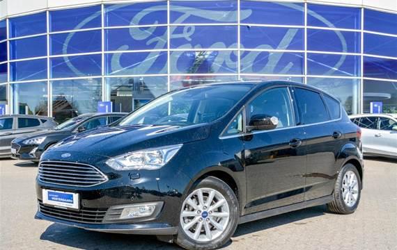 Ford C-MAX EcoBoost Titanium Powershift  6g Aut. 1,5