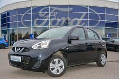 Nissan Micra 1,2 Visia City  5d