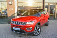 Jeep Compass 1,6 MJT Limited  5d 6g