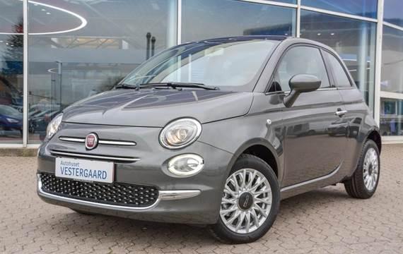 Fiat 500 Eco Lounge Start & Stop  3d 1,2