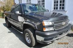 Chevrolet Silverado V8 2500 HD LT 6,6
