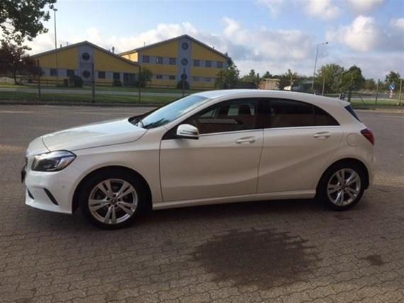 Mercedes A180 1,5 180  CDI Business 7G-DCT  5d 7g Aut.