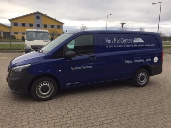 Mercedes Vito 1,6 111 Lang  CDI Basic  Van