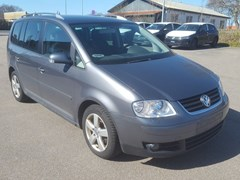VW Touran 2,0 TDi 140 Highline DSG 7prs
