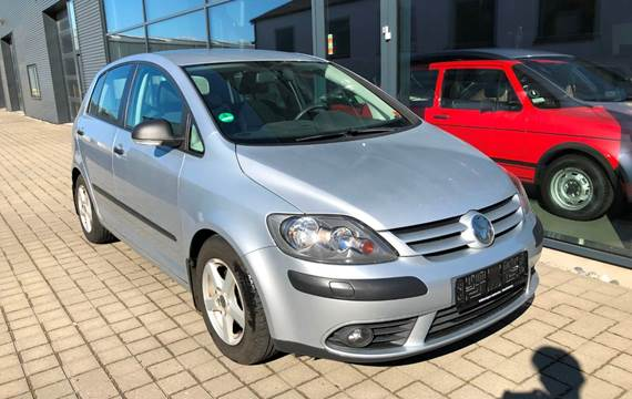 VW Golf Plus 1,9 TDi Trendline BM