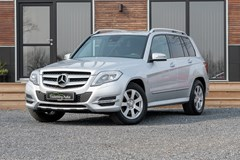 Mercedes GLK200 2,2 CDi BE Van