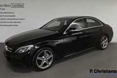 Mercedes C200 BlueTEC AMG Line aut. 1,6