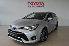 Toyota Avensis 1,8 VVT-i T2 Selected TS MDS