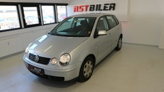 VW Polo 1,4 16V 75 aut.