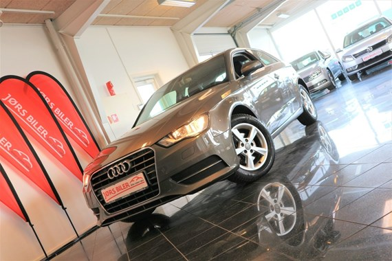 Audi A3 1,4 TFSi 122 Ambiente S-tr.