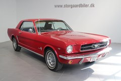 Ford Mustang 4,7 V8 289cui. Hardtop aut.